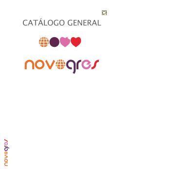 Catálogo general Novogres, clic aquí