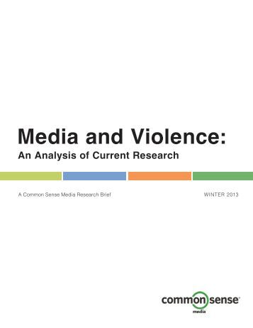 an analysis of the effect of violent video games on young mind Violent video games: does it affect the mind introduction violent video games have been known to have both a positive and negative effect on different.