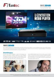 fantec 3ds4600 - Ingram Micro