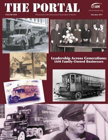 Leadership Across Generations: - IAM