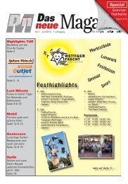 PDF Download, 18.2 MB - DnM Das neue Magazin