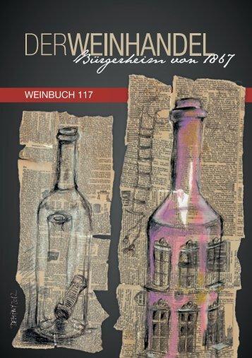 WEINBUCH 117 - Der Weinhandel Bürgerheim