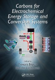 Carbons for Electrochemical Energy Storage and Conversion ...