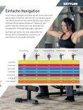 KETTLER Fitness Guide - Kost Sport - Seite 3