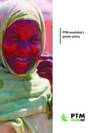 Politica Genero Ingles - Mundubat
