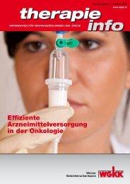 Therapie Info Jänner 2012 - Wiener Gebietskrankenkasse