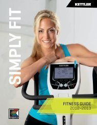 FITNESS GUIDE 2012-2013