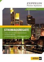 Broschüre Stromaggregate (PDF) - Zeppelin Power Systems