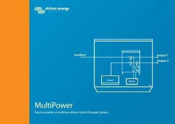 Multipower DE NIEUW.indd - Victron Energy