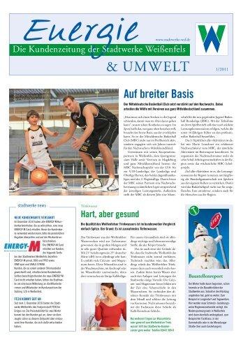 Komplette Ausgabe - Stadtwerke Weißenfels