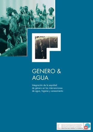 GENERO & AGUA - Bridge