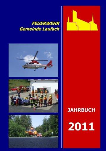Jahrbuch 2011 - FEUERWEHR Gemeinde Laufach