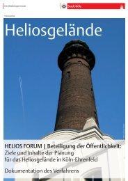 Schlussdokumentation [ PDF , 17331 KB ] - Stadt Köln