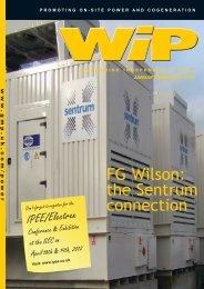 FG Wilson: the Sentrum connection - Global Media Publishing Ltd ...