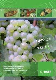 RAK Weinbaubroschüre - BASF