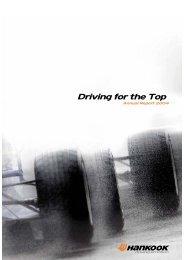 Driving for the Top - Reifenpresse.de