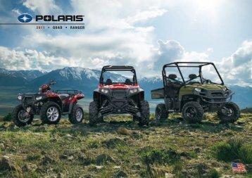 2011 • QUAD • RANGER - Polaris Occasions