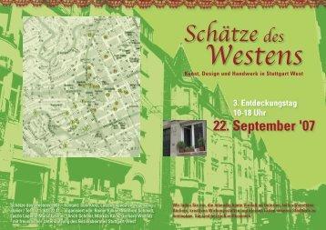 SDW 3 Flyer.indd - SchmuckWerk Felizitas Deffner