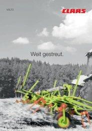 Claas Wender Volto - Kaufmann Landtechnik GmbH