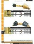 Gelenkwellen Gelenkwellen-Einzelteile Schutzrohre ... - Seite 4