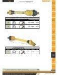 Gelenkwellen Gelenkwellen-Einzelteile Schutzrohre ... - Seite 5