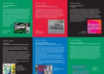 zum Ausstellungsplan - Stadt Gelsenkirchen
