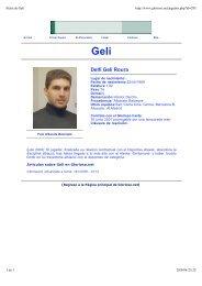 Geli - BiBGirona