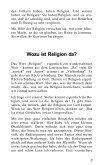 Religion oder Evangelium - Seite 7