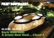 A Green New Deal . . . Cloud - Enric Ruiz Geli