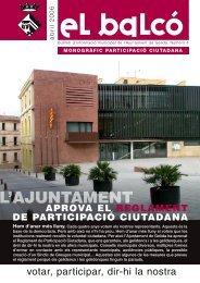 BUTLLETI N.4 GELIDA.indd - Ajuntament de Gelida