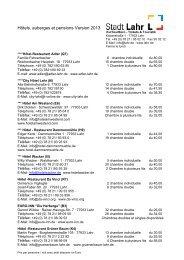 Hotels, auberges et pensions 2013 (application/pdf)