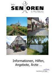 Informationen, Hilfen, Angebote, Ärzte … - Hochheim - Tourismus ...