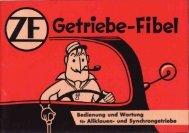 ZF Getriebe-Fibel - Eckhauber.ch