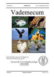 Institut für Veterinärbakteriologie - Nationales Referenzzentrum für ...