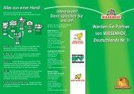 Flyer Eurotier 2008.indd - Wiesenhof