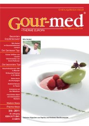 +THERME EUROPA 3/4– 2011 - Gour-med