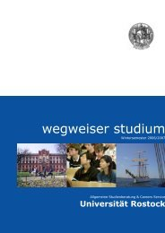 Wegweiser Studium 2006-2007 - Skyfuture