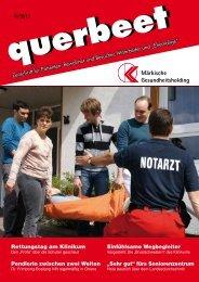 querbeet 4-11net-1 - Märkische Kliniken GmbH
