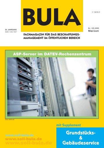 Grundstücks- & Gebäudeservice - BULA