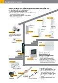 Alarmsysteme mit Zentrale - Seite 4