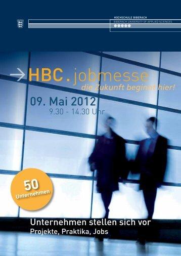09. Mai 2012 - Hochschule Biberach