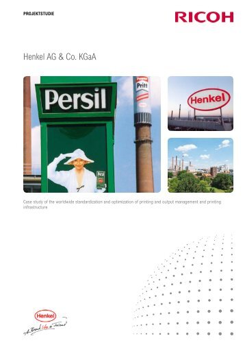 henkel iberica case analysis Management report 25 underlying economic conditions 25 business performance 33 assets and financial analysis 35 employees 35 procurement 36 research and portfolio, plus the clorox stake in henkel ibérica and cash the cash tion, the acquired know-how in the case of air freshen- ers and.