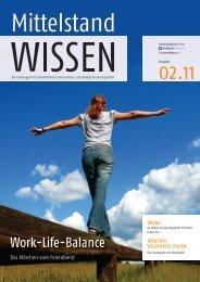 Work-life-balance - Unternehmer.de