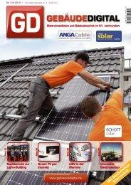 Mit Sonderbeilage Solartechnik - gebäudedigital
