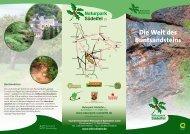 Die Welt des Buntsandsteins - Naturpark Südeifel
