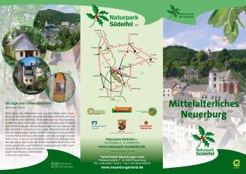 Mittelalterliches Neuerburg - Naturpark Südeifel