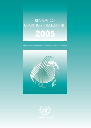 Review of Maritime Transport, 2005 - Unctad
