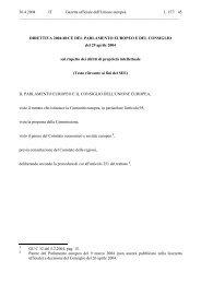 30.4.2004 IT Gazetta ufficiale dell'Unione europea L 157/ - EUR-Lex