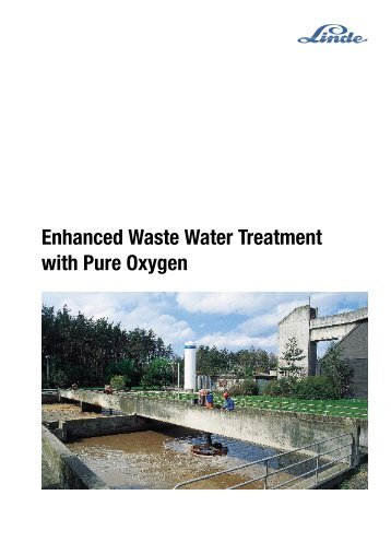 Enhanced Waste Water Treatment with Pure Oxygen - LINDE Plin