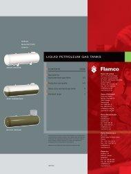LIQUID PETROLEUM GAS TANKS - Flamco